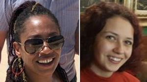 Bibaa Henry (left) and Nicole Smallman were found dead on Sunday afternoon (Metropolitan Police/PA)