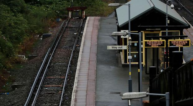 Britain's most and least used railway stations have been revealed (Danny Lawson/PA)