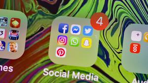 Boris Johnson said social networking platforms had a responsibility to stop the spread of misinformation online (Nick Ansell/PA)