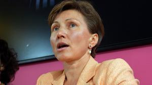 Marina Litvinenko, the widow of murdered spy Alexander Litvinenko