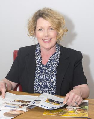 Dr Sue Armstrong Brown, chief executive of Adoption UK (handout/PA)