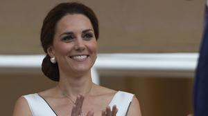 The Duchess of Cambridge has joked about having more babies (Julian Simmonds/The Daily Telegraph/PA)
