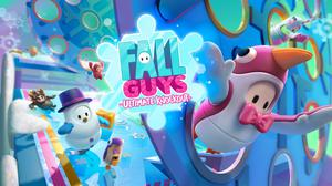 Fall Guys recently launched its third season, which has a winter theme (Mediatonic/PA)