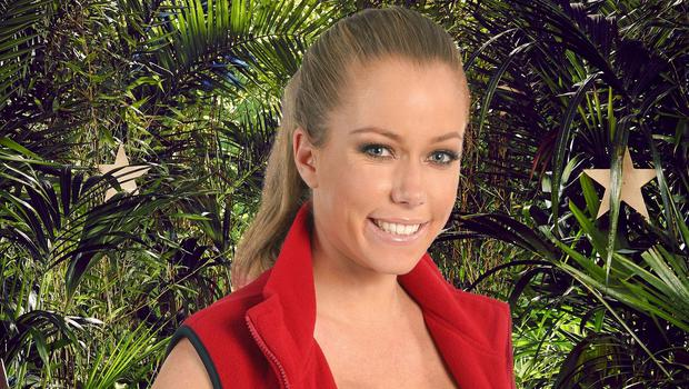 Kendra Wilkinson is one of the contestants in I'm A Celebrity ... Get Me Out Of Here! (ITV/PA)