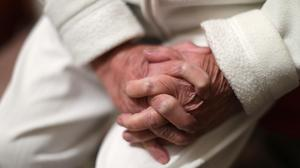 New data estimates more than 4,000 people have died of coronavirus-related illnesses in care homes in the UK (Yui Mok/PA)