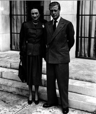 Edward and Wallis Simpson