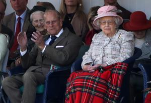 Philip and the Queen enjoy spending time in Scotland, including regular visits to the Braemar Royal Highland Gathering (Andrew Milligan/PA)