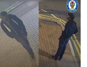The man is wanted on suspicion of murder (West Midlands Police/PA)