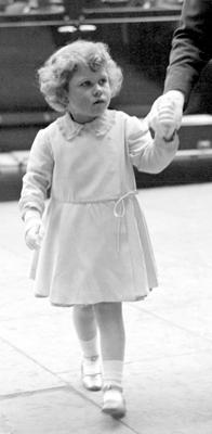 In this image from May 29 1930, Princess Elizabeth is at the Royal Tournament at Olympia in London (PA)