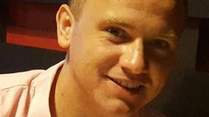 Corrie McKeague vanished after a night out with friends in Bury St Edmunds on September 24 last year (Suffolk Police/PA)