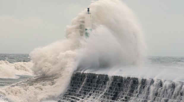 Strong winds could bring tidal surges (Aaron Chown/PA)