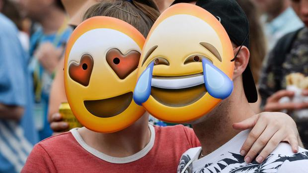 Teachers are beginning to use emojis in the classroom (Ben Birchall/PA)
