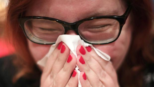 Public Health England and NHS England are urging people to get vaccinated against flu (PA)