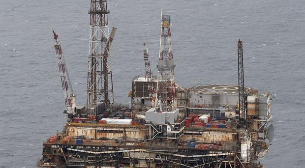 The Thistle Platform in the North Sea (EnQuest/PA)