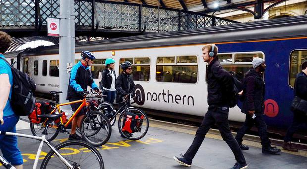 German-based Arriva holds the Northern franchise, which is due to run until March 2025 (Owen Humphreys/PA)