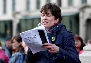 SNP MP Alison Thewliss is among those supporting the charity (Jane Barlow/PA)