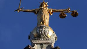 Additional temporary courtrooms will be set up in hotels, theatres and conference centres (Jonathan Brady/PA)
