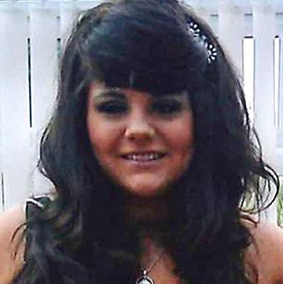 Kerrylee O'Leary-Staniford died when the car she was travelling in careered into a ditch (Wiltshire Police/PA)