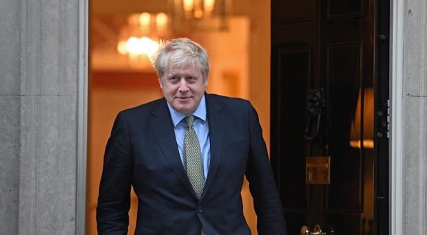Prime Minister Boris Johnson held talks on the phone with Iranian President Hassan Rouhani (Stefan Rousseau/PA)