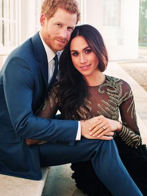 Harry and Meghan have taken a great deal of interest and care in choosing the music for their service (Alexi Lubomirski/PA)