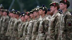 The Army's plan to cut regular troops and replace them with reservists has come under fire