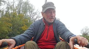 Graham Walters has now rowed the Atlantic five times (Help for Heroes/PA)