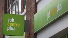 The DWP has received almost half a million benefits claims over the past nine days (Philip Toscano/PA)