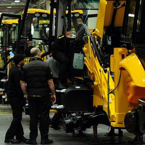 Experts have hailed a surge in manufacturing exports.