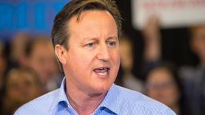 Transparency International said David Cameron was still to translate expectation into results