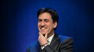 Labour leader Ed Miliband says his party will reduce the deficit in a fairer way than the Tories