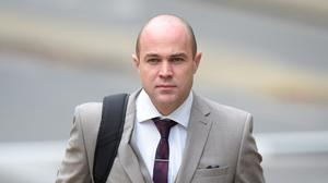 Emile Cilliers denies the charges (Ben Birchall/PA)
