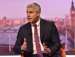 Steve Barclay has emphasised the importance of England's fishing communities (Jeff Overs/BBC/PA)
