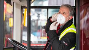 The data suggests bus drivers are at a higher risk (Dominic Lipinski/PA)