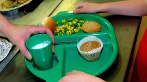 A report from the National Food Strategy has said a further 1.5m children should be brought into the free school meals programme, while poorer youngsters should also be fed during the school holidays (Chris Radburn/PA)