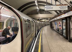 Will people feel confident getting back on the London Underground? (Luciana Guerra/PA)