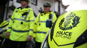 Police are searching for an absconded prisoner (Andrew Milligan/PA)