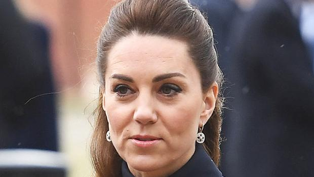 The Duchess of Cambridge (Joe Giddens/PA)