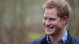 Prince Harry will deliver a short speech at the launch