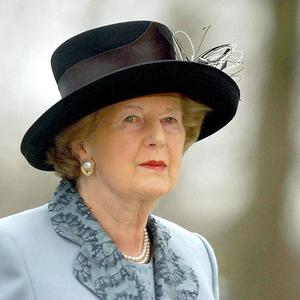 Work and Pensions Secretary Iain Duncan Smith said Baroness Thatcher was 'the reason I came into politics'