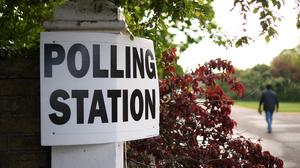 A total of 130,766 applications to vote in the European elections were submitted on Tuesday, according to government figures (Joe Giddens/PA)