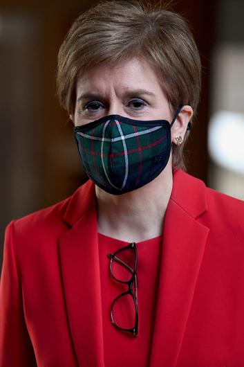 First Minister Nicola Sturgeon is due to give her evidence next week (Jeff J Mitchell/PA)