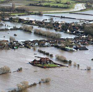 The EA has been given an extra £270m to maintain flood defences