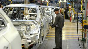 The survey found manufacturing and services activity sank at a rate which exceeded the downturn seen at the height of the global financial crisis (PA)