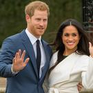 Harry and Meghan announced they were quitting as senior royals just 20 months after they wed (Dominic Lipinski/PA)