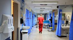 Almost 5,000 people died while on a health service waiting list in Northern Ireland in the last year (stock photo)