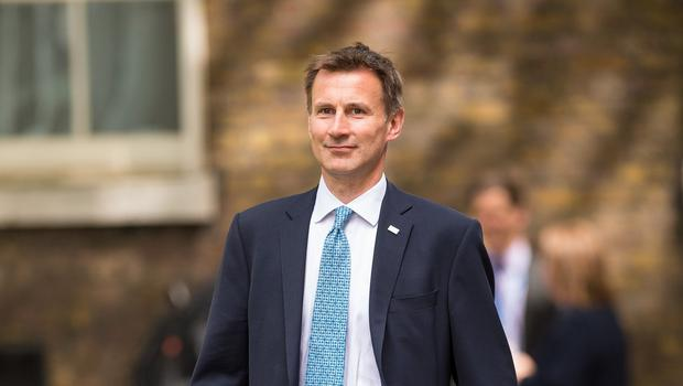 """Jeremy Hunt is leading the drive for a """"seven-day-a-week"""" NHS"""
