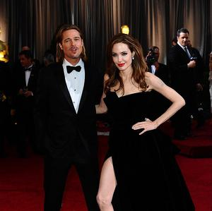 Angelina Jolie may attend the premiere of husband Brad Pitt's new movie World War Z