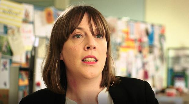 Jess Phillips will visit Scotland on Tuesday as she campaigns to become the next Labour leader (Jess Phillips/PA)