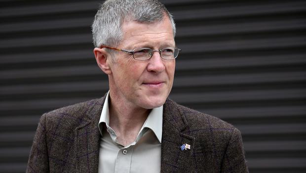 The Lib Dems are 'stronger' as a result on their time in coalition with the Tories, Willie Rennie insisted. (Jane Barlow/PA)