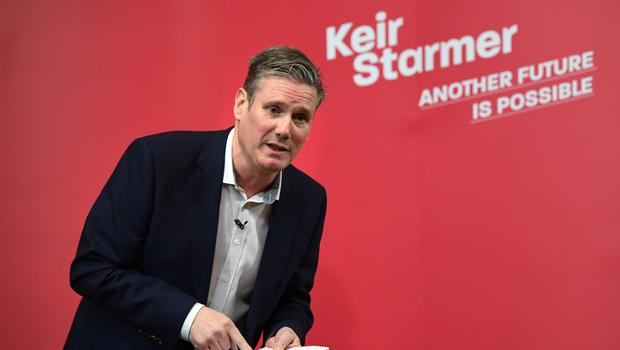 Labour leadership contender Keir Starmer has denied the allegations (Stefan Rousseau/PA)